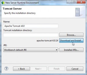 Baixando e Instalando o servidor Apache Tomcat