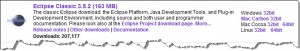Figura 1 – Download do Eclipse IDE