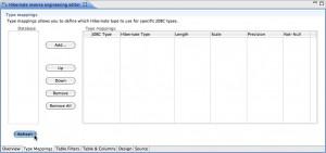 Figura 36 – Exibindo o banco de dados através do botão Refresh
